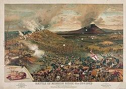 Battle of Missionary Ridge McCormick Harvesting