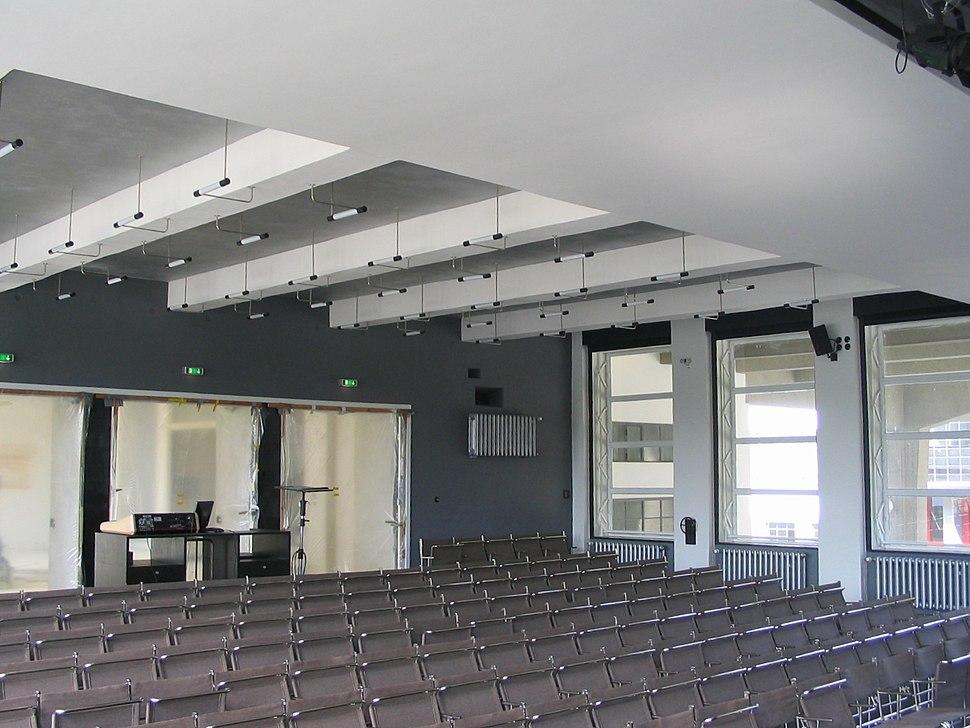 Bauhaus-Dessau Festsaal