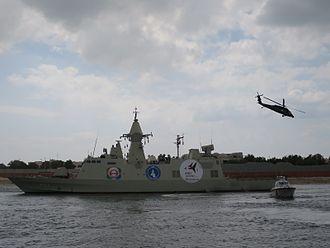 Latifa bint Mohammed Al Maktoum (II) - Baynunah-class corvette
