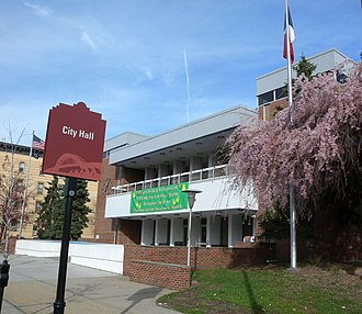 Bayonne, New Jersey - City Hall