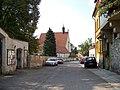 Bechyně, Klášterní, klášter a kostel Nanebevzetí Panny Marie.jpg