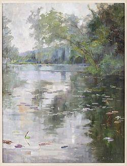 BECK Julia Nénuphars 1887-88 (?)