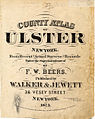 Beers Ulster County Atlas CoverTitlepage.jpg