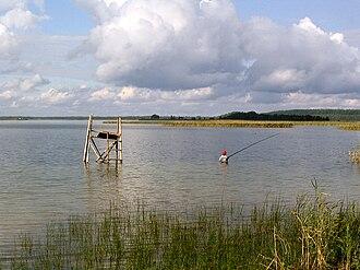 Braslaw Lakes - Lake Snudy