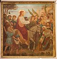 """Belfast St George's Church Sanctuary Painting by Alexander Gibbs """"Blessed is he that cometh in the name of the Lord. Hosanna in the Highest."""" 2018 08 24.jpg"""