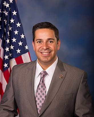 New Mexico's 3rd congressional district - Image: Ben Lujan 2016
