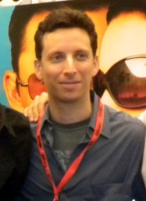 Ben Shenkman - Shenkman at 2009 San Diego Comic-Con International