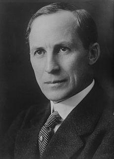 Ben W. Olcott American politician