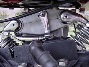 Benelli (motorcycles) - Engine Benelli Turismo