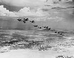 Berliner-Joyce OJ floatplanes over San Diego c1934.jpg