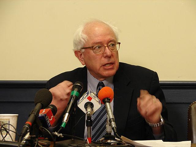 Bernie Sanders (I-VT), From WikimediaPhotos