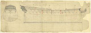 HMS <i>Berwick</i> (1775) Elizabeth-class ship of the line