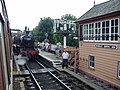 Bewdley St.on the Severn Valley Steam Railway - panoramio.jpg