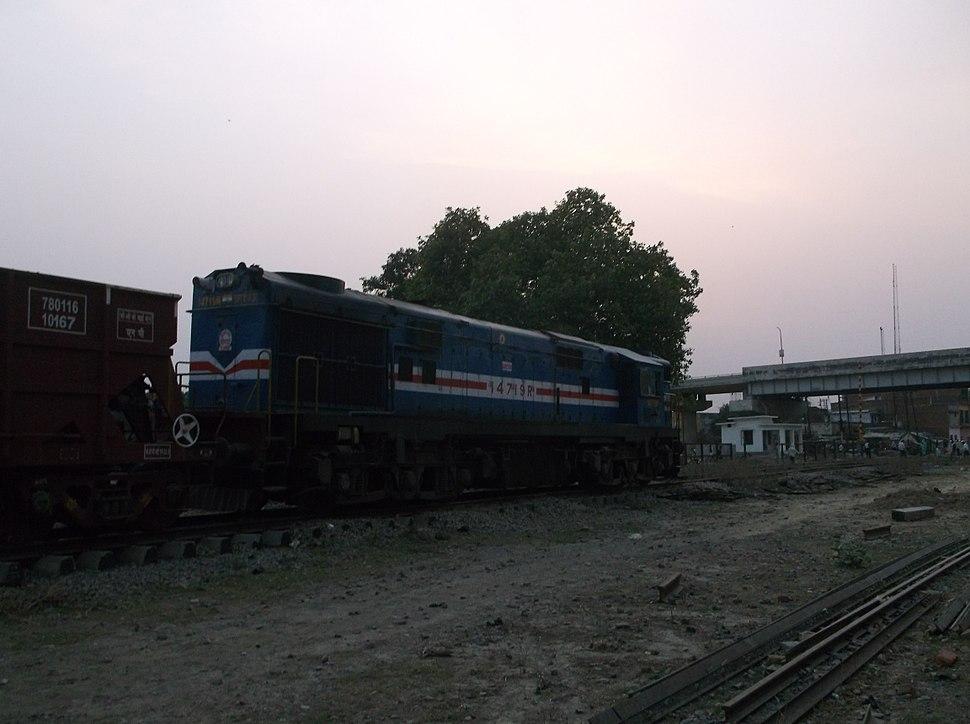 Bg train