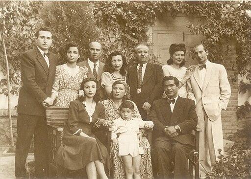 Bibikhanom family