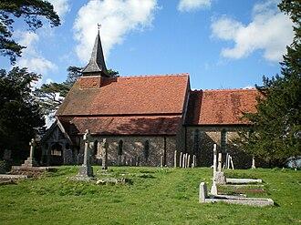 Bignor - Church of the Holy Cross