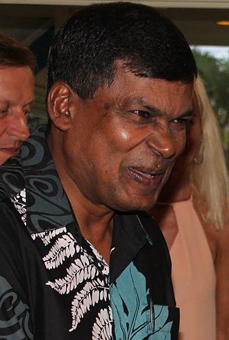 2014 Fijian general election - Image: Biman Prasad January 2015
