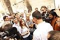 Birlik 90Yeşiller eşbaşkanı Cem Özdemir'in Leyle İmret ile görüşmesi.jpg