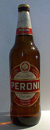 Birra Peroni 66cl (July 2007).jpg