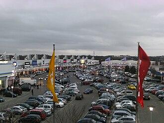 Birstall, West Yorkshire - Birstall Retail Park