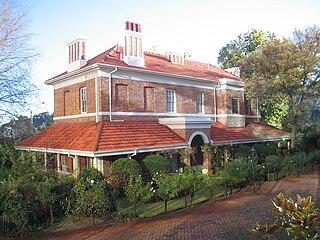 Bishops House, Perth
