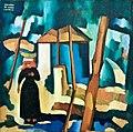 Black Figure Landscape (1914-1915) - Amadeo de Souza-Cardoso (1897-1918) (32596692176).jpg