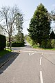 Blackberry Lane crosses Lymington Bottom - geograph.org.uk - 1260695.jpg