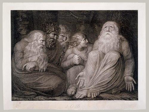 Blake 1793 Job's Tormentors