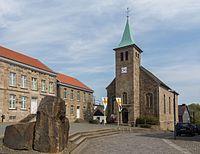 Blankenstein, die katholische Kirche Sankt Johann Baptist DmA154 foto10 2015-04-19 13.45.jpg