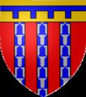 Blason Blois-Châtillon