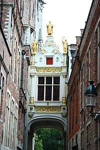 Blinde Ezelbrug - Brugge - 200786.JPG