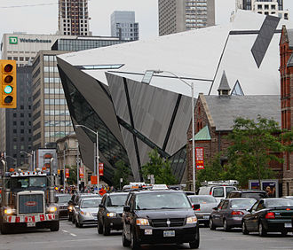 Bloor Street - Image: Bloor Street Toronto July 2010