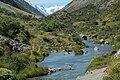 Blue Stream along Ball Hut Route in Tasman Valley.jpg