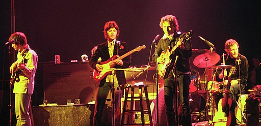 Bob Dylan and The Band - 1974