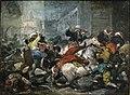 Boceto de La carga de los mamelucos.jpg