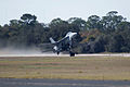 Boeing FA-18F Super Hornet Takeoff 02 TICO 13March2010 (14599362935).jpg