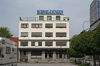 <i>Bohusläningen</i> Swedish daily newspaper