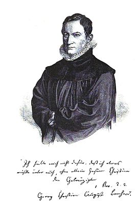 Georg Christian August Bomhard