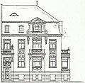 Bonn Schaumburg-Lippe-Straße 7 Aufriss Vorderseite 1905.jpg