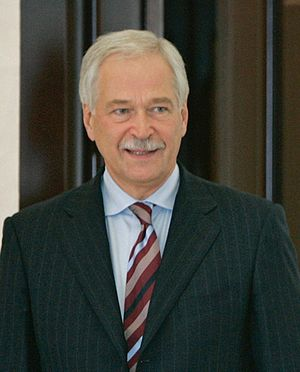 Russian legislative election, 2003 - Image: Boris Gryzlov 2006