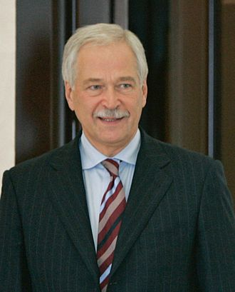 2003 Russian legislative election - Image: Boris Gryzlov 2006