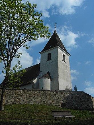 Havlíčkova Borová - Saint Vitus Church