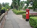 Boscombe East, postbox No. BH7 290, Harewood Avenue - geograph.org.uk - 890487.jpg