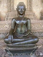 Buddha Subduing Mara