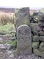 Boundary stone - geograph.org.uk - 698468.jpg