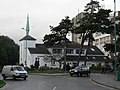 Bournemouth, Spiritualist Church and St. Peter's Roundabout - geograph.org.uk - 658234.jpg