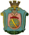 Coat of arms of Neutral Municipality