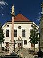 Bratislava Františkánské náměstí jezuitský kostel 2.jpg