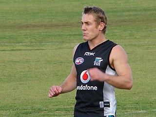 Brett Ebert Australian rules footballer, born 1983