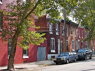 North Philadelphia Neighborhood of Philadelphia in Philadelphia, Pennsylvania